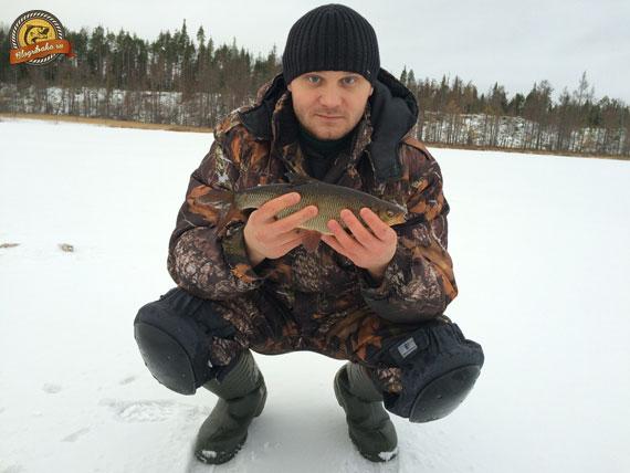 озеро контокки рыбалка