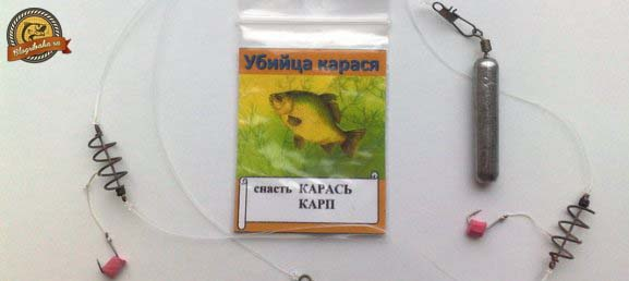 снасти для рыбалки своими руками